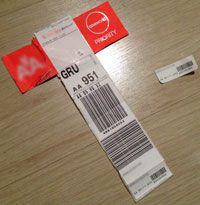 Bagagem-Ticket