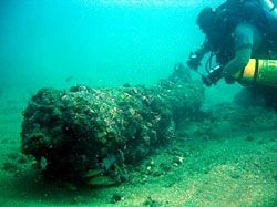 mergulhador-canhao